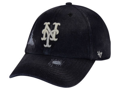 New York Mets '47 MLB Dark Horse '47 CLEAN UP Cap
