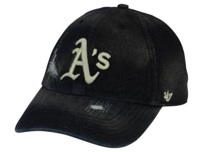 Oakland Athletics '47 MLB Dark Horse '47 CLEAN UP Cap