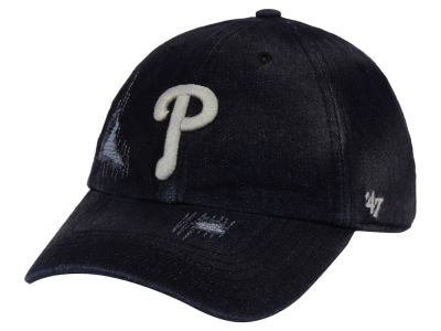 Philadelphia Phillies '47 MLB Dark Horse '47 CLEAN UP Cap
