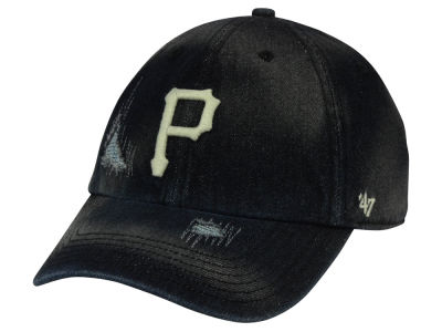 47 Unisexes Mlb Pittsburgh Pirates Nettoyer Casquette De Baseball 47 Marque rMzS8Nk