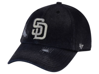 San Diego Padres '47 MLB Dark Horse '47 CLEAN UP Cap