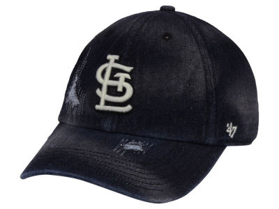St. Louis Cardinals '47 MLB Dark Horse '47 CLEAN UP Cap