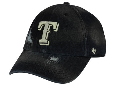 Texas Rangers '47 MLB Dark Horse '47 CLEAN UP Cap