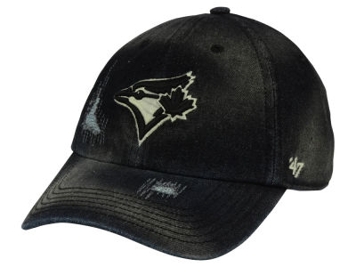 Toronto Blue Jays '47 MLB Dark Horse '47 CLEAN UP Cap