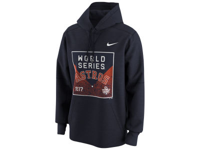 Houston Astros 2017 MLB Men's World Series Bound Hoodie