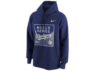 Los Angeles Dodgers 2017 MLB Men's World Series Bound Hoodie