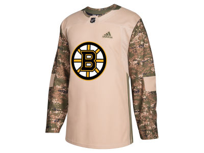 Boston Bruins adidas NHL Men's Authentic Camo Jersey