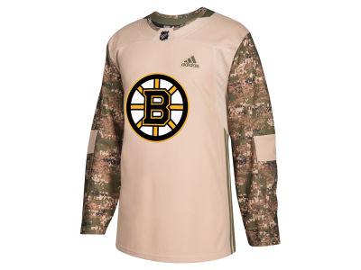 Boston Bruins adidas NHL Men s Authentic Camo Jersey 43e011c94