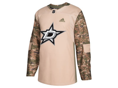 Dallas Stars adidas NHL Men's Authentic Camo Jersey