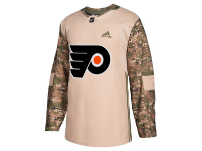 Philadelphia Flyers adidas NHL Men's Authentic Camo Jersey