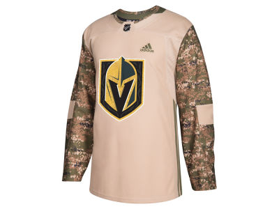 Vegas Golden Knights adidas NHL Men's Authentic Camo Jersey