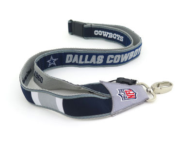Dallas Cowboys Legacy Lanyard