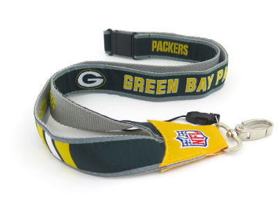 Green Bay Packers Legacy Lanyard