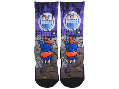 Edmonton Oilers Rock 'Em NHL Youth Halloween Socks