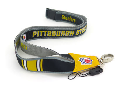 Pittsburgh Steelers Legacy Lanyard