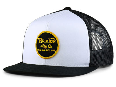 Brixton Wheeler Mesh Trucker Cap 71270834770