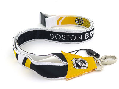 Boston Bruins Legacy Lanyard