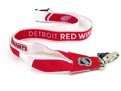 Detroit Red Wings Legacy Lanyard