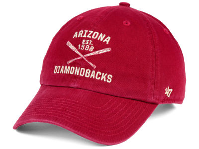 Arizona Diamondbacks '47 MLB Axis '47 CLEAN UP Cap