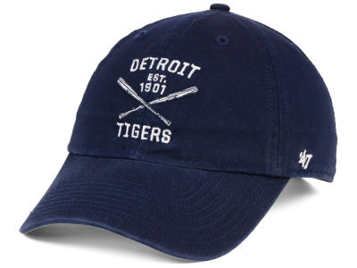 Detroit Tigers '47 MLB Axis '47 CLEAN UP Cap