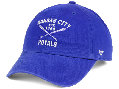 Kansas City Royals '47 MLB Axis '47 CLEAN UP Cap