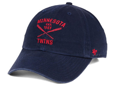 Minnesota Twins '47 MLB Axis '47 CLEAN UP Cap