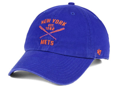 New York Mets '47 MLB Axis '47 CLEAN UP Cap