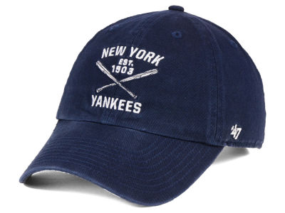 New York Yankees '47 MLB Axis '47 CLEAN UP Cap
