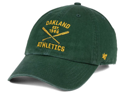 Oakland Athletics '47 MLB Axis '47 CLEAN UP Cap