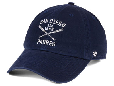 San Diego Padres '47 MLB Axis '47 CLEAN UP Cap