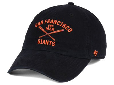 San Francisco Giants '47 MLB Axis '47 CLEAN UP Cap