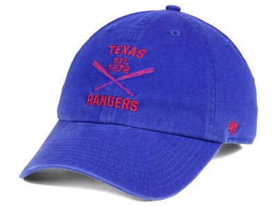 Texas Rangers '47 MLB Axis '47 CLEAN UP Cap
