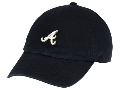 Atlanta Braves '47 MLB Hardware '47 CLEAN UP Cap