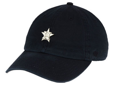 Houston Astros '47 MLB Hardware '47 CLEAN UP Cap
