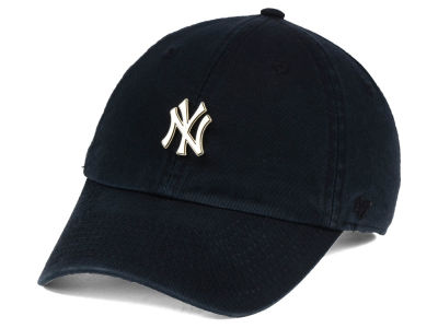 New York Yankees '47 MLB Hardware '47 CLEAN UP Cap