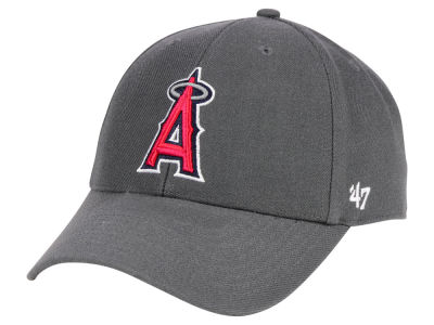 Los Angeles Angels '47 MLB Charcoal '47 MVP Cap