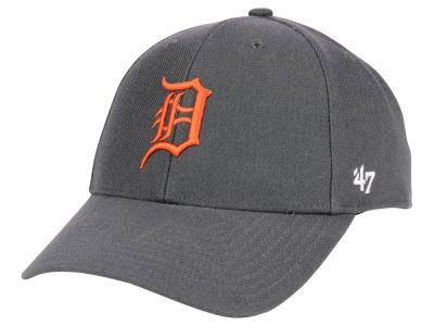 Detroit Tigers '47 MLB Charcoal '47 MVP Cap