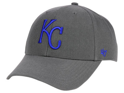 Kansas City Royals '47 MLB Charcoal '47 MVP Cap