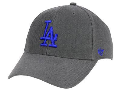 Los Angeles Dodgers '47 MLB Charcoal '47 MVP Cap