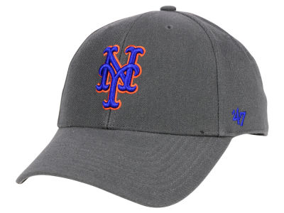 New York Mets '47 MLB Charcoal '47 MVP Cap