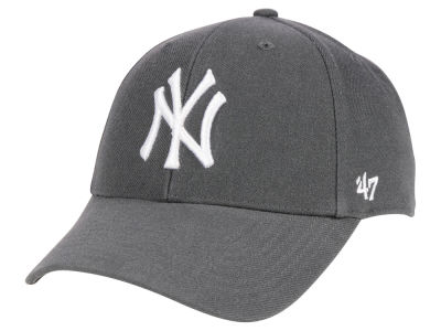 New York Yankees '47 MLB Charcoal '47 MVP Cap