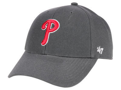 Philadelphia Phillies '47 MLB Charcoal '47 MVP Cap