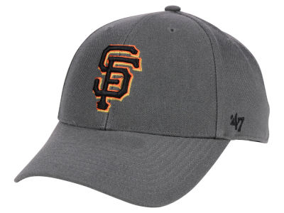San Francisco Giants '47 MLB Charcoal '47 MVP Cap