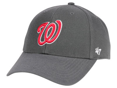 Washington Nationals '47 MLB Charcoal '47 MVP Cap