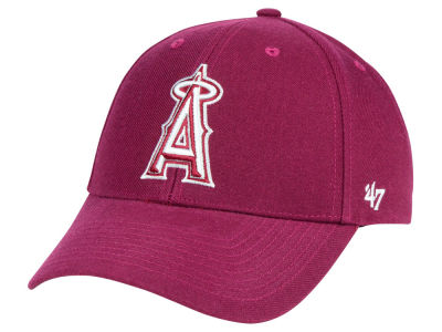 Los Angeles Angels '47 MLB Cardinal '47 MVP Cap