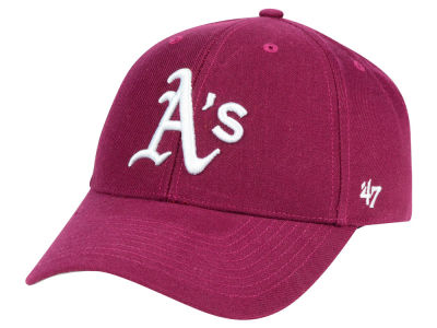 Oakland Athletics '47 MLB Cardinal '47 MVP Cap