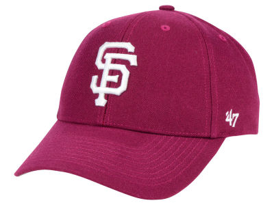 San Francisco Giants '47 MLB Cardinal '47 MVP Cap