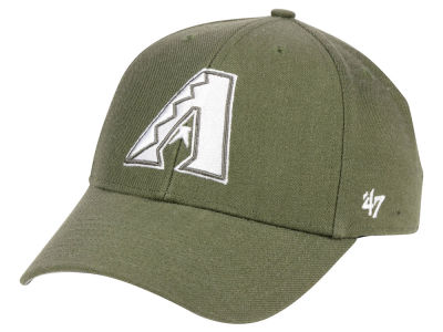 Arizona Diamondbacks '47 MLB Olive '47 MVP Cap
