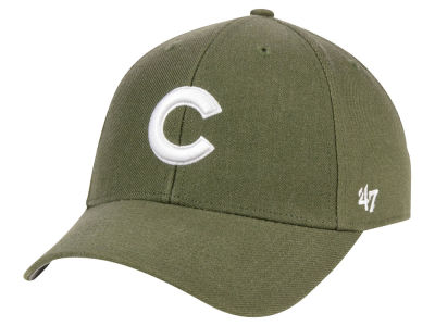 Chicago Cubs '47 MLB Olive '47 MVP Cap