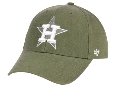 Houston Astros '47 MLB Olive '47 MVP Cap
